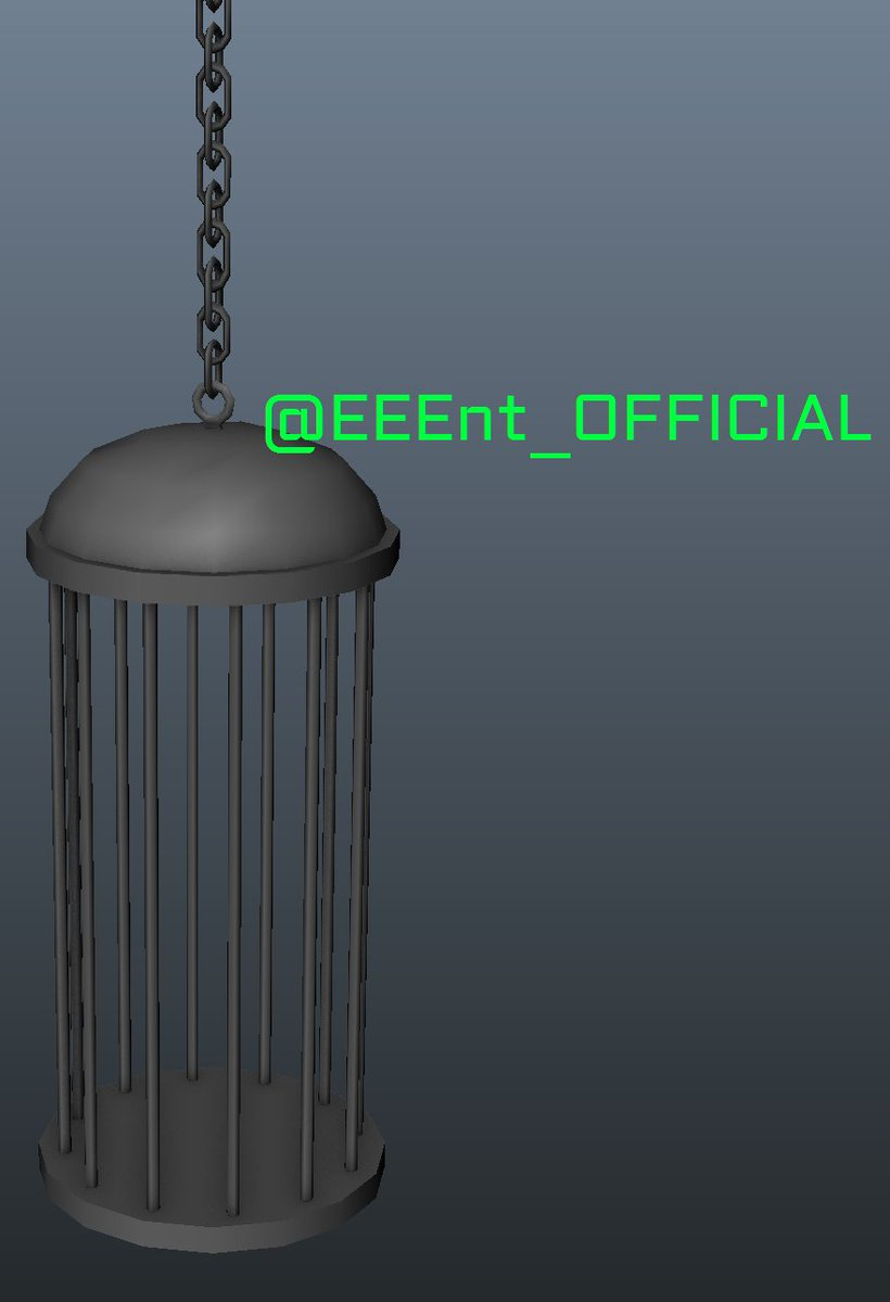 Haven&#39;t seen any free dungeon cages on the #unity3d #AssetStore yet... Anybody interested? ;) #gamedev #indiedev #Blender3d #indieartist<br>http://pic.twitter.com/vY8UaVvGGF