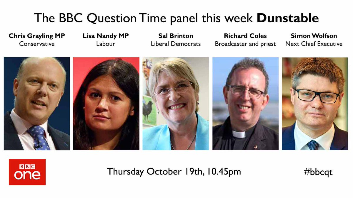 Here's the full line-up - catch us on Thursday! #bbcqt https://t.co/Vi...
