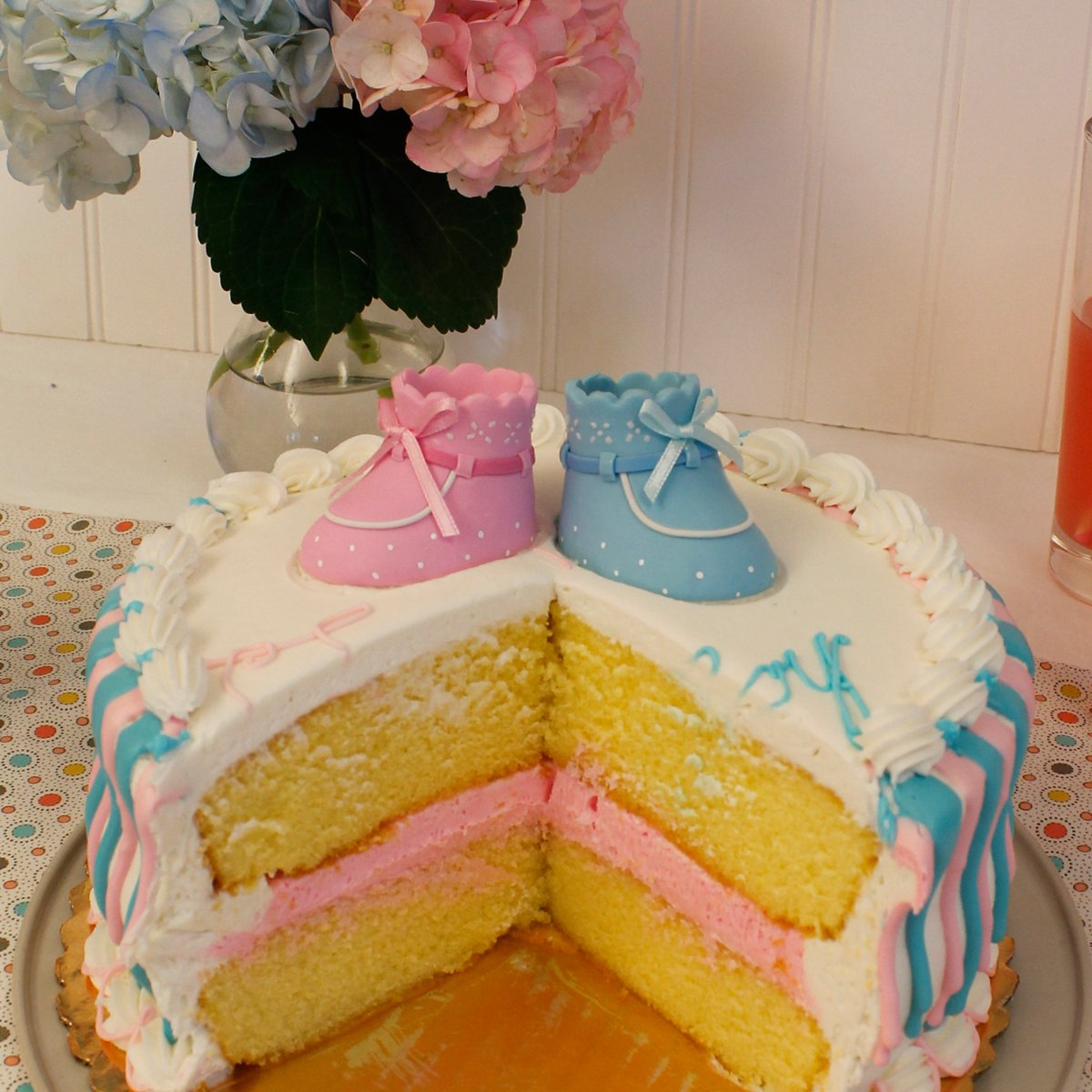 JewelOsco on Twitter Oh Baby GENDER REVEAL CAKES are here