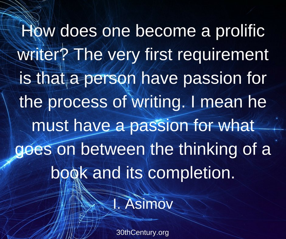 #Quote by I. Asimov #scifi <br>http://pic.twitter.com/gMrWndIjkd