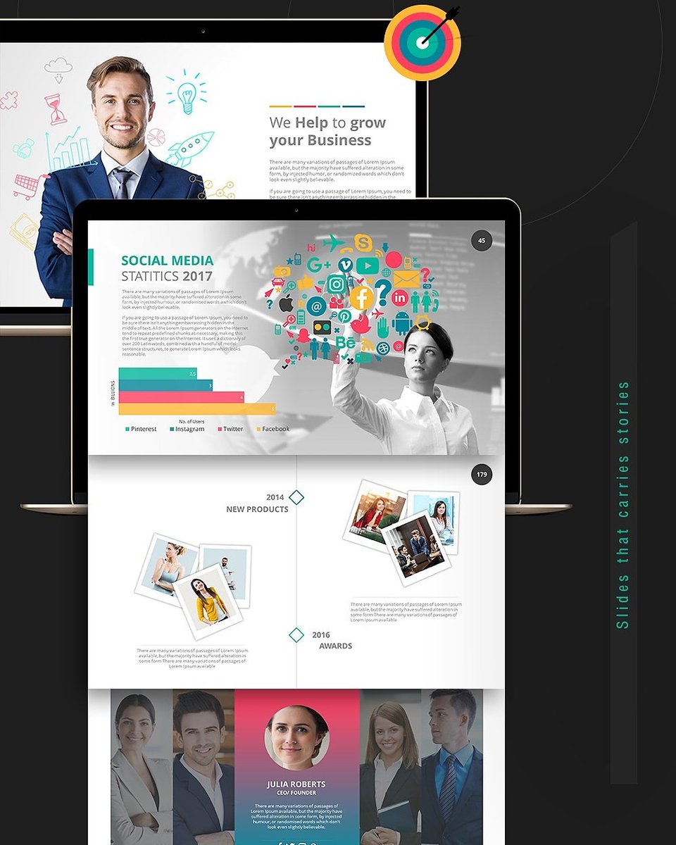 The Coolest Presentation #businesspowerpoint #startup #startups #presentation #creative #awesome  https:// graphicriver.net/item/xtreme-po werpoint-template/20724807 &nbsp; … <br>http://pic.twitter.com/3LKzMkcujg