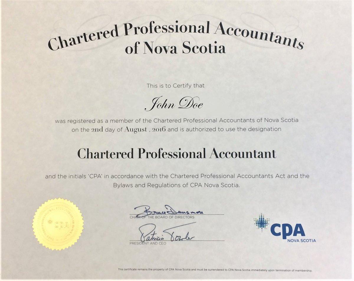 Cpa Nova Scotia On Twitter There Here Cpa Ns Membership