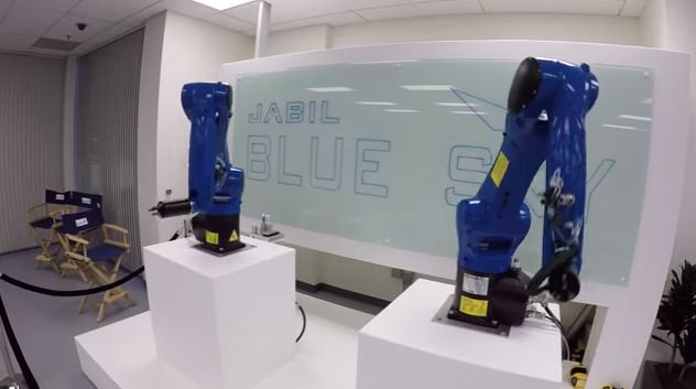 .@Jabil Takes the #Manufacturing Industry to a New Level with Constant Innovation &amp; Embracing Sensor Tech &amp; #IoT  http:// spr.ly/60108f7tw  &nbsp;  <br>http://pic.twitter.com/OElYq136rG