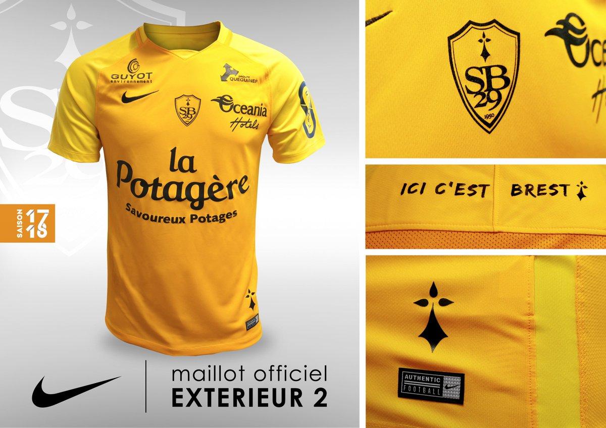 Pour fêter le passage du @LeTour de France à @BrestFr, le @SB29 sort son #maillotjaune ! 👉 RT + FOLLOW @SB29 pour tenter de le remporter !