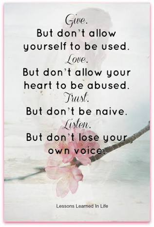 Listen but don&#39;t lose your voice. #WednesdayWisdom #quotes #InspirationalQuotes #ernest6words #sixwordstories<br>http://pic.twitter.com/OQuwdaD1IP