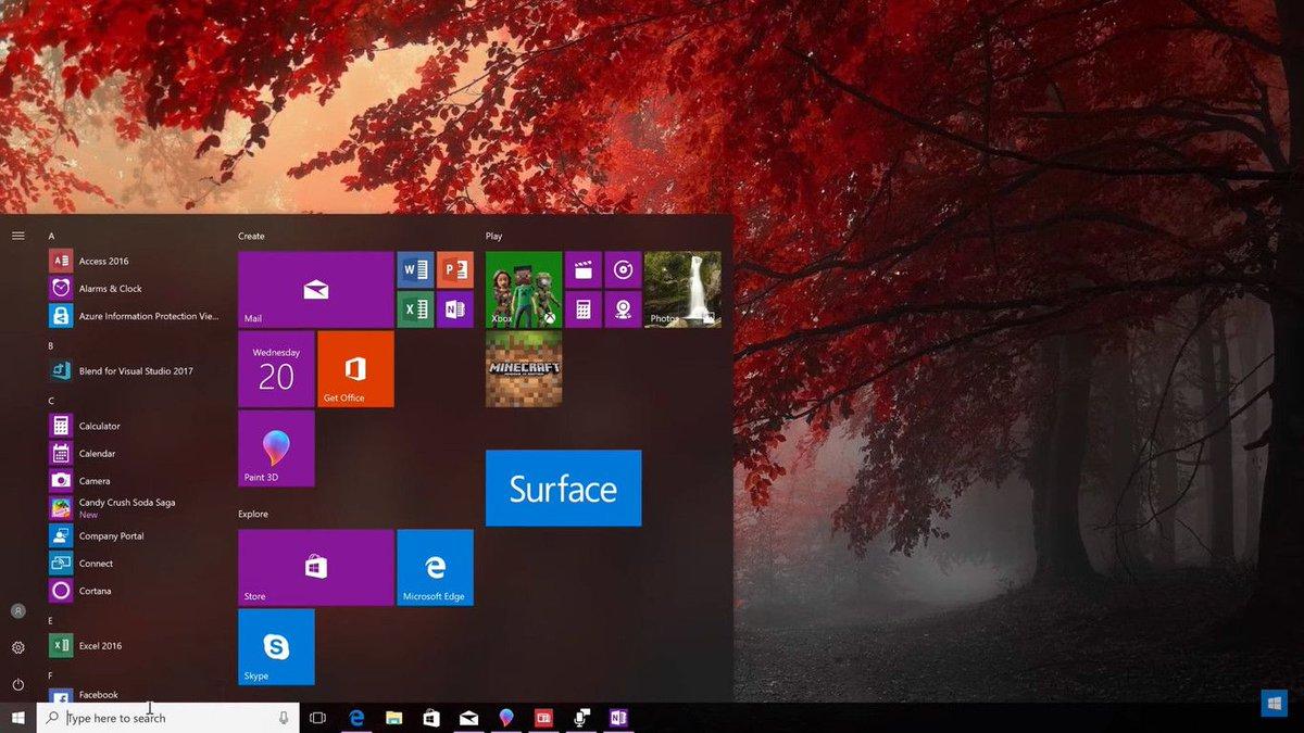 #lomásvisto | Llega la Windows 10 Fall Creators Update: estas son todas las novedades  http:// bit.ly/2yxWINk  &nbsp;  <br>http://pic.twitter.com/4cQ00lkmMv