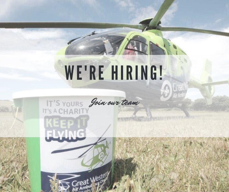 Want to go to work every day and make a difference? We&#39;re hiring!  http://Www. gwaac.com/careers  &nbsp;   #fundraising #fundraisingcareers #joinourteam <br>http://pic.twitter.com/Zbq9DB9GjT