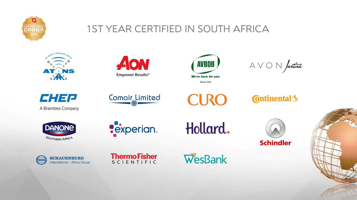 Top Employers On Twitter Congratulations To 1st Time Certified Top