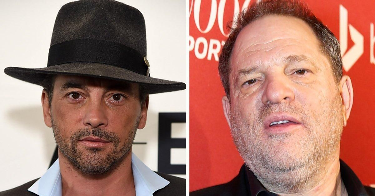 'Scream' star Skeet Ulrich says Harvey Weinstein's allegations weren't as secret Hollywood would have you believe.https://t.co/Uc1AjjNA8s