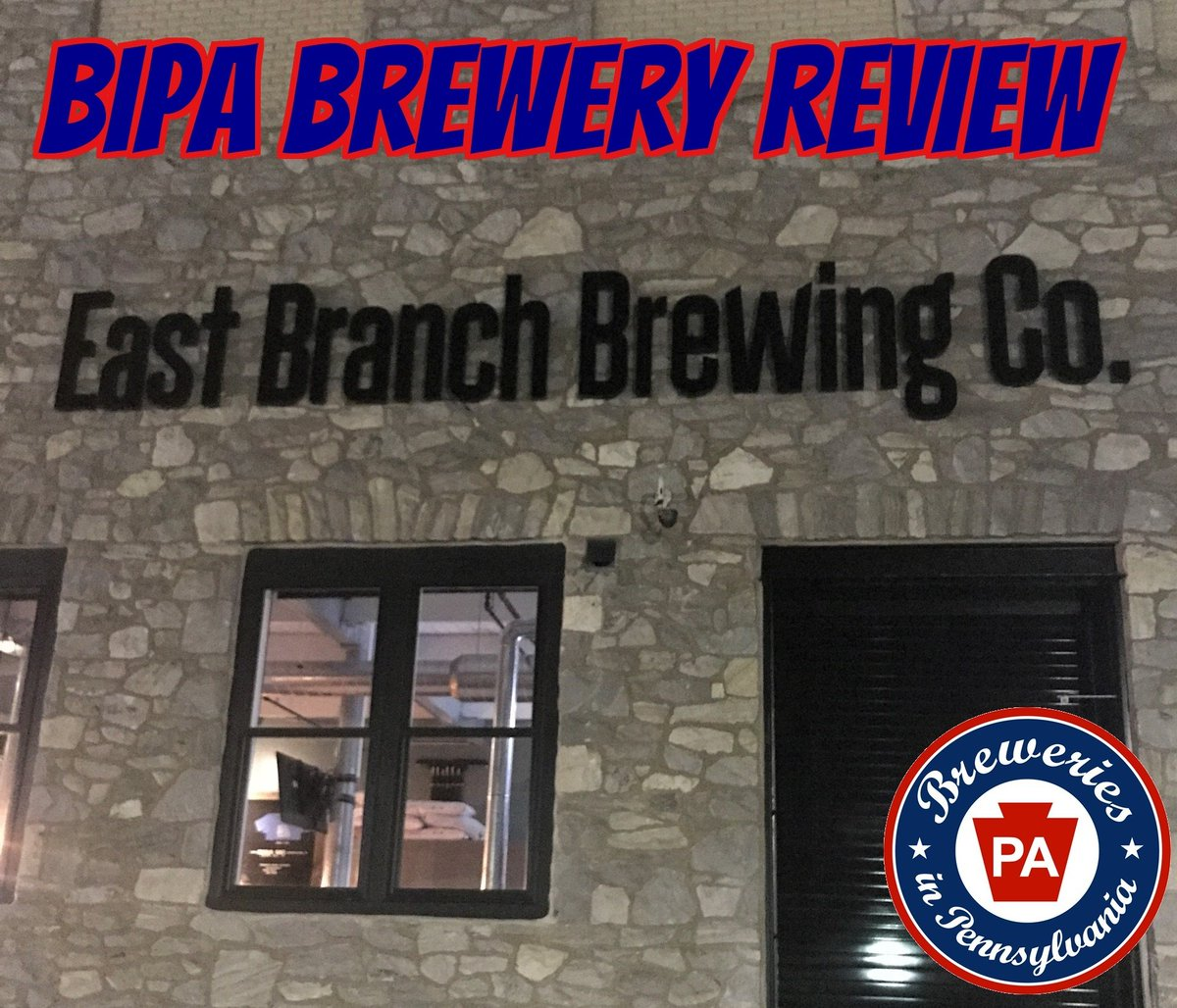 Breweries In Pa On Twitter We Visited East Branch In Downingtown