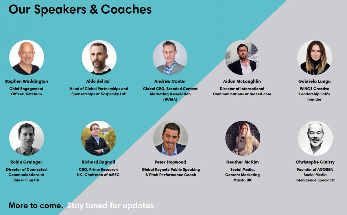 Boom! Excited to coach at the Future Communicators Accelerator for #PR &amp; #Marketing #Management pros! Jan&#39;18 #London  http:// futurecommunicators.com / &nbsp;  <br>http://pic.twitter.com/bU04zteZhr