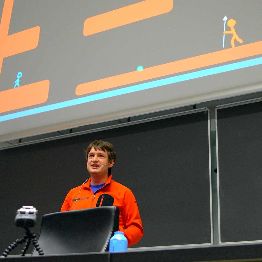 .@Srekel closes out #gain17 with a talk about extensible AI architectures. <br>http://pic.twitter.com/XlfuVfPmqh