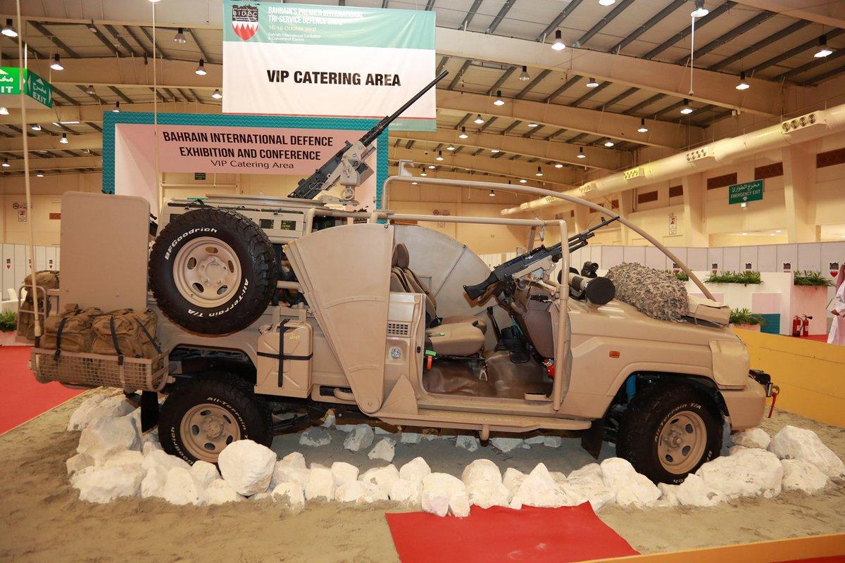 THEEB سيارة دورية طويلة المدى للقوات الخاصة في البحرين DMbLQcUXcAIchdq