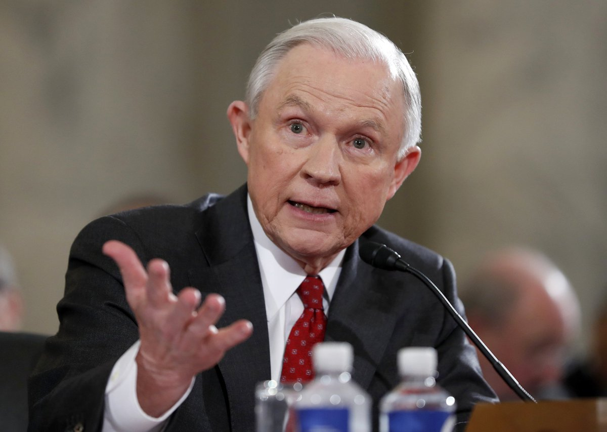 Opinion | The questions Jeff Sessions should have to answer today https://t.co/J7QYx3Q3hw via @NBCNewsTHINK
