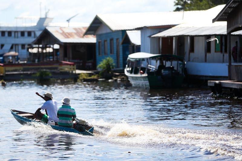 STF retoma julgamento sobre quilombos e áreas demarcadas na Amazônia Legal. https://t.co/xWgtRiFeMT 📷 Marcelo Camargo/ABr