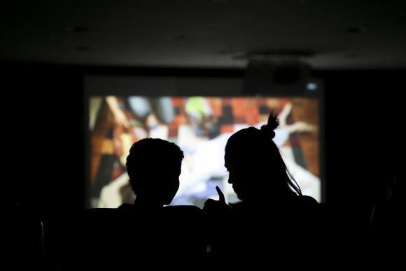Mostra de Cinema de SP chega aos 41 anos e exibe 395 filmes. Confira mais sobre o evento: https://t.co/SlRyNBh4Y8 📷 Marcelo Camargo/ABr