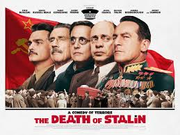 &quot;Armando Iannucci's brilliant horror-satire&quot;★★★★★ #PeterBradshaw #theGuardian #TheDeathOfStalin opens Fri! Book now:  http:// ow.ly/kUjh30fXvSp  &nbsp;  <br>http://pic.twitter.com/Ew4Iht8qDy