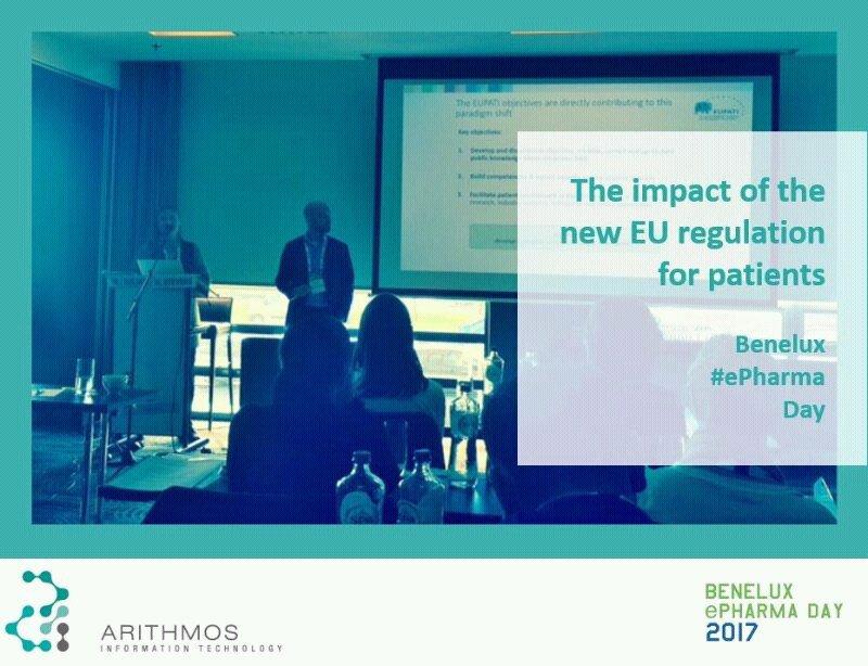 EUPATI Belgium presents the impact of the new EU regulations for patients @mitchsilva  #EupatiBelgium #PatientInvolvement <br>http://pic.twitter.com/HQVOaSvssN