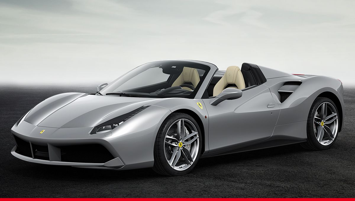 """Here's the livery #Ferrari70 """"The Wedding Gift"""", inspired by the #Ferrari 360 Barchetta from 2000. <br>http://pic.twitter.com/4bbLSNoy6c"""