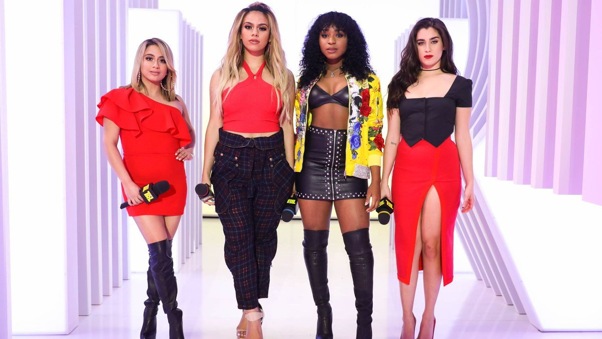 👑 @FifthHarmony's @TRL takeover was trul...