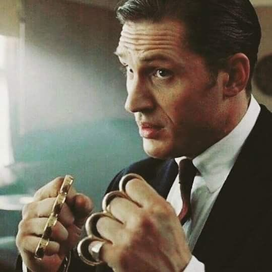 He&#39;s so handsome as Reggie and Jack! #TomHardy <br>http://pic.twitter.com/YacIgtimqo