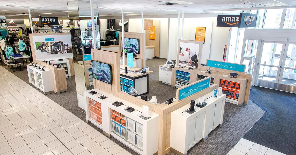 The &#39;Amazon experience&#39; goes live at Kohl&#39;s  https:// buff.ly/2yxIcVY  &nbsp;   CNBC - via @retailwire #retail #omnichannel <br>http://pic.twitter.com/nGpo1xPsrF