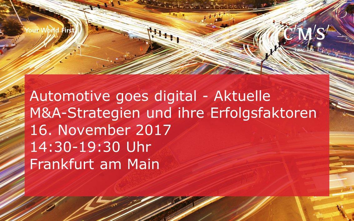 test Twitter Media - Wie verändert die #Digitalisierung die Automobilbranche? Zu Erfolgsstrategien & digital partners: https://t.co/owRw7RuIiV https://t.co/algbmS0AdK