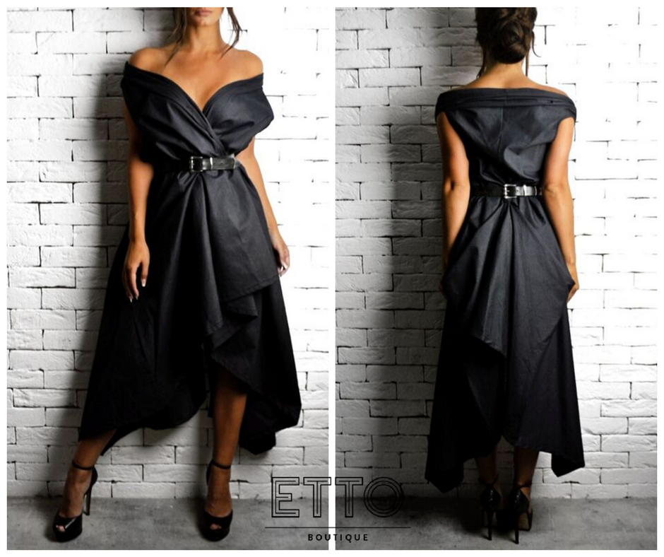NEW IN! Stunning Raven Dress by #AlexChristopher!   Find it here&gt;  http:// bit.ly/2zyowiD  &nbsp;    #Womenswear #LadiesFashion #Ladieswear #MustHave<br>http://pic.twitter.com/AykybztFhU