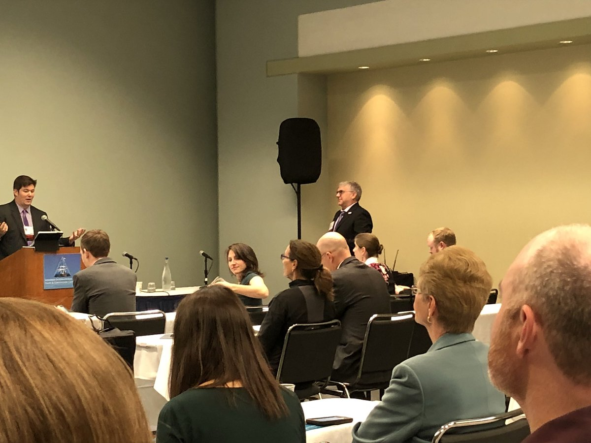 .@MPOGreg shared on SW 10 Street earlier in the #AMPO2017 #PublicInvolvement Session 1. <br>http://pic.twitter.com/bFeIPdIReA &ndash; à Savannah International Trade &amp; Convention Center