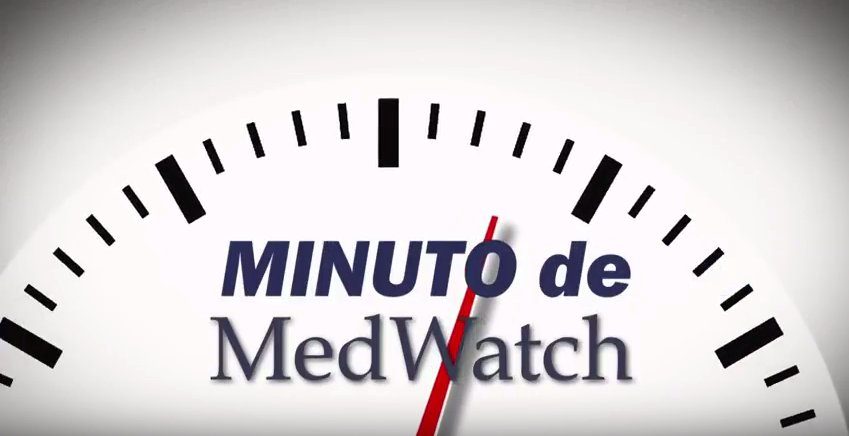 Learn how to report adverse events with products you use through this MedWatch video, presented in Spanish: https://t.co/ruazJa3Oem