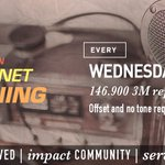 Practice your #hamradio skills! Join @adrntx on the net today at 9:00 PM on the 146.900 (3M repeater), -offset. No tone required. #ADRNTX