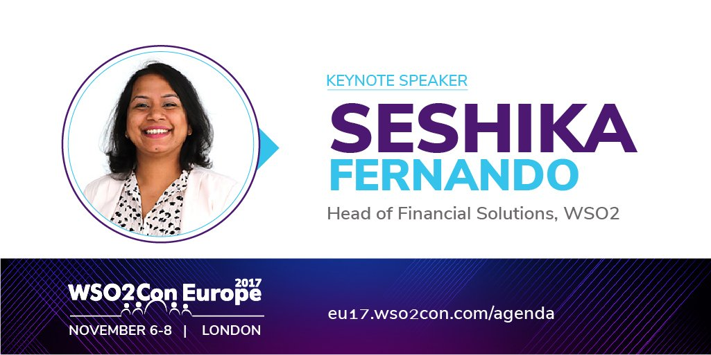 #Digitaltransformation in the guise of a #regulation - #PSD2 and #Openbanking. Join @inSeshible at #WSO2Con EU  http:// bit.ly/2y0NxVB  &nbsp;  <br>http://pic.twitter.com/8Q24ExZapA