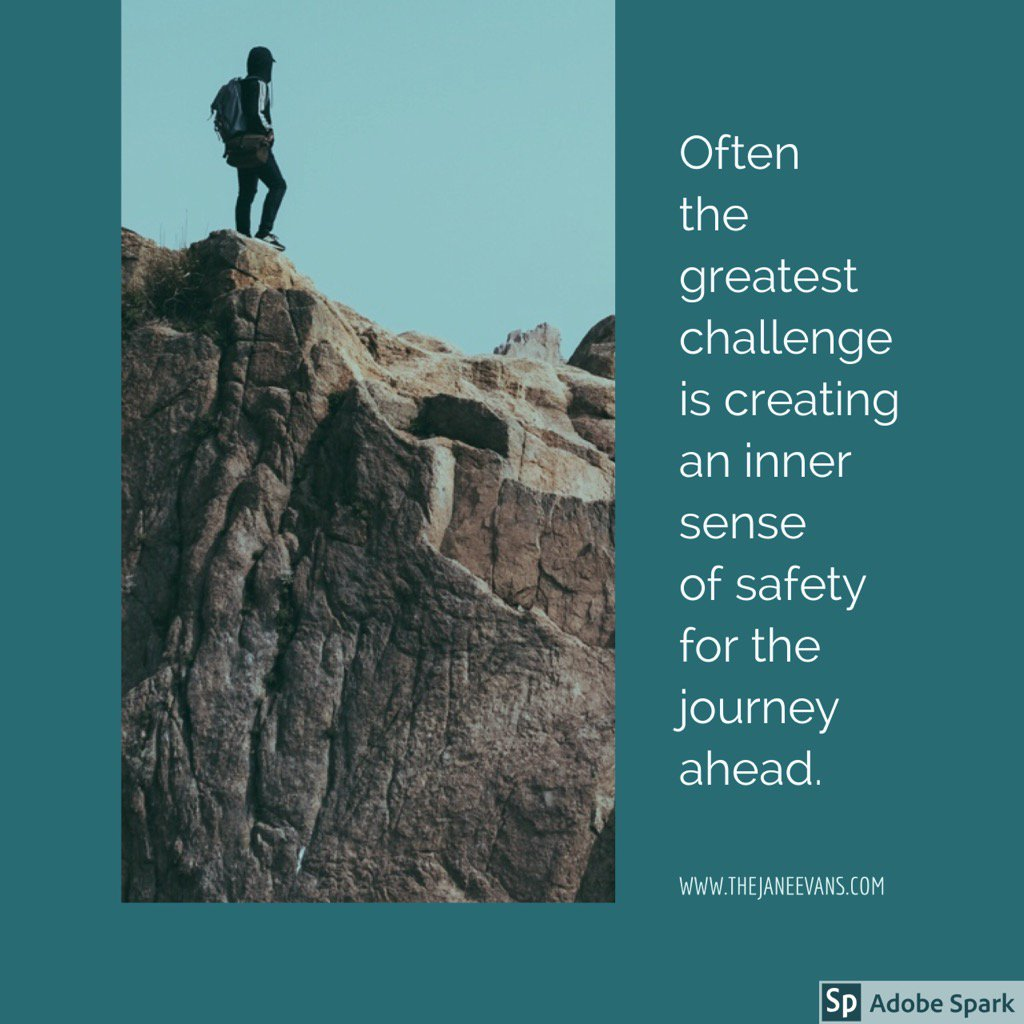 After #trauma establishing an inner sense of safety is essential for #Wellness &amp; #Resilience <br>http://pic.twitter.com/xsAVjM1BSX