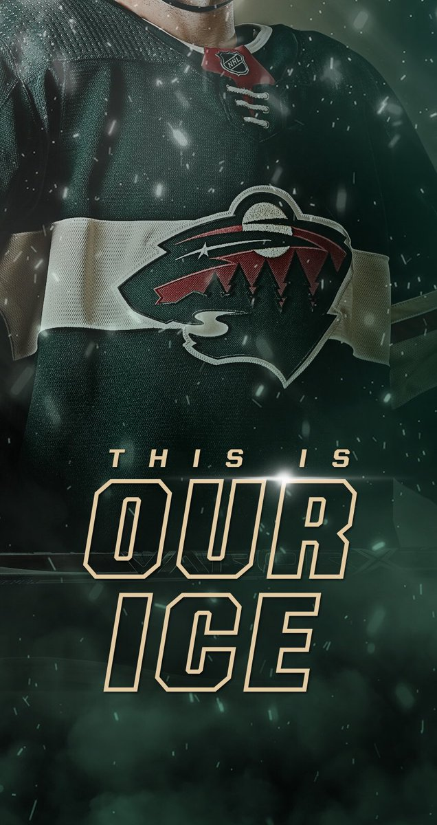 Minnesota Wild On Twitter Looking For A Good Mobile Background Check Out Our New OurIce Themed Wallpapers Your Tco WNJKdMvd5w
