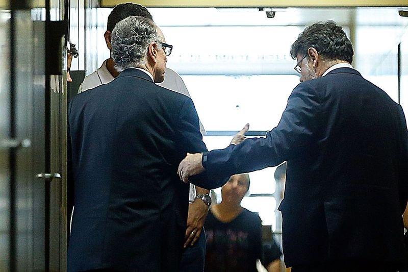 MPF denuncia Nuzman, Cabral e mais quatro por corrupção na Rio 2016 https://t.co/9rfsv6fjde  📷Tânia Rêgo/ABr