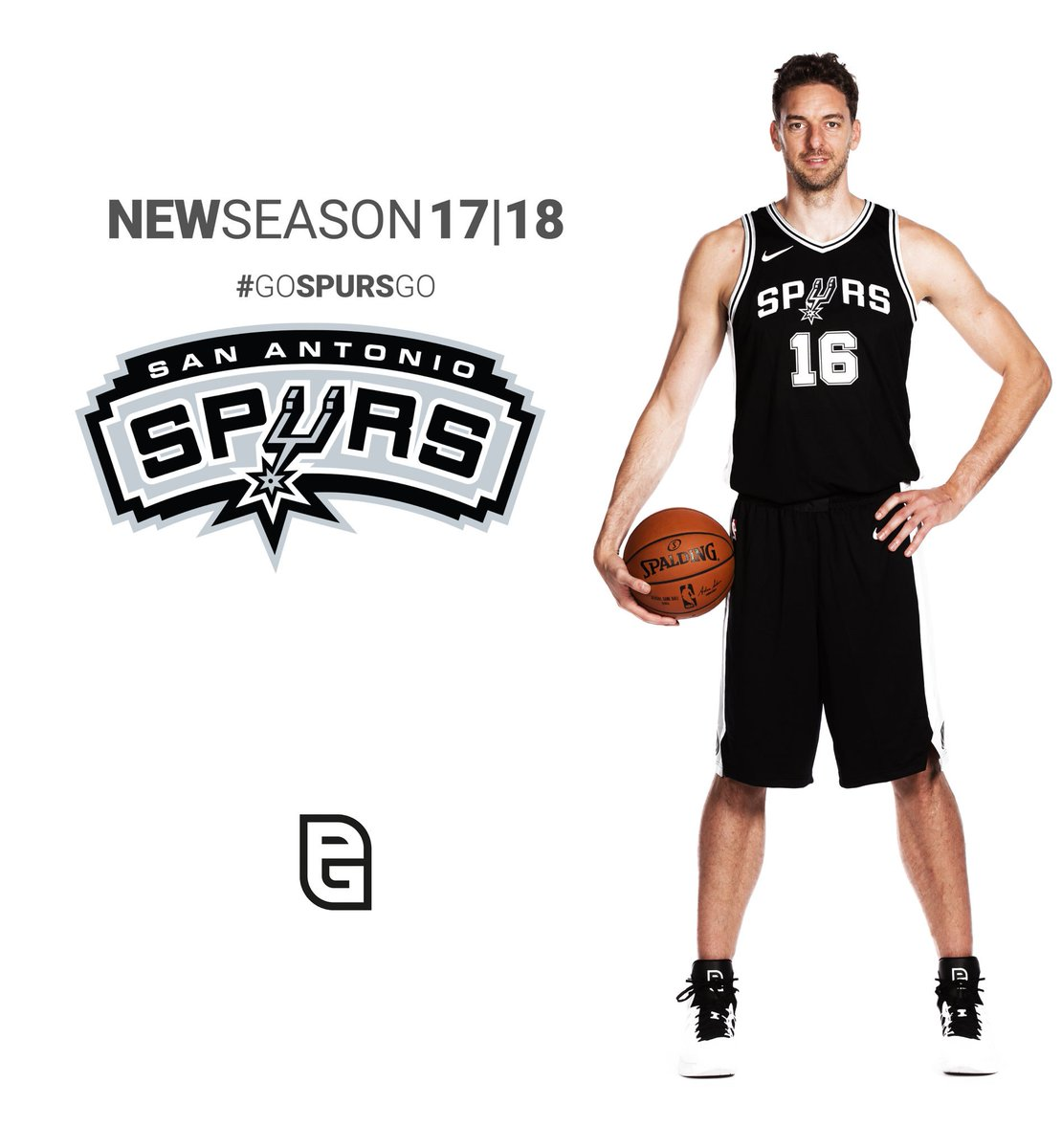 We are ready!! 💪 🏀 ¡IT'S GAME DAY!  👉 @spurs 🆚 @Timberwolves  🏠 @attce...