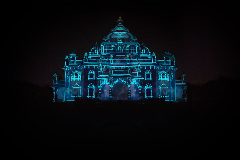 Akshardham Gandhinagar adds 'Sanatanam Show: An Immersive Experience' as new attraction