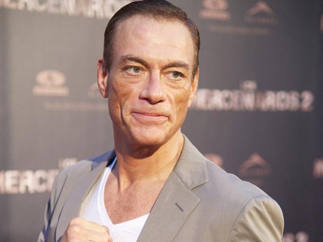October 18, 1960    Jean-Claude Van Damme  Happy Birthday!