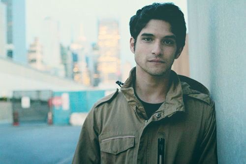 Happy Birthday Scot.....Tyler Posey.