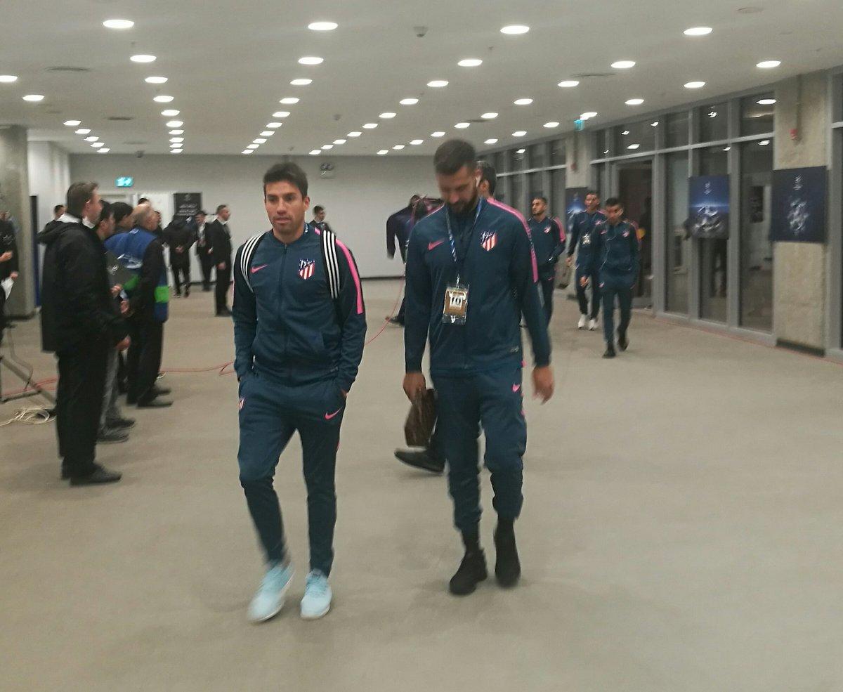Лига чемпионов: «Карабах» сыграл вничью с «Атлетико»!!! – ФОТО - ОБНОВЛЕНО