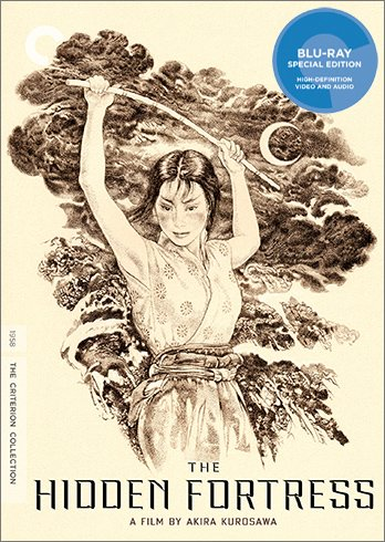 I now own &quot;The Hidden Fortress&quot; - have a sale every month, @Criterion !!!  #Criterion #HiddenFortress #Kurosawa<br>http://pic.twitter.com/UidFzJCB8t