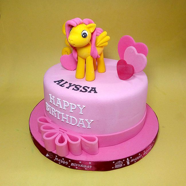 Cakedeliver On Twitter Fluttershy Mylittlepony Pony Cakes For