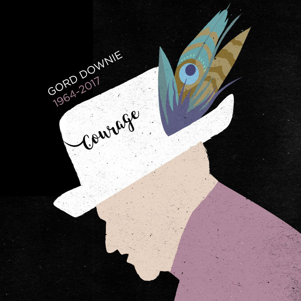 By questioning Canada's past, Gord Downie fought for a better future. https://goo.gl/Zffk2P  #ripgorddowney via @CBCMusic