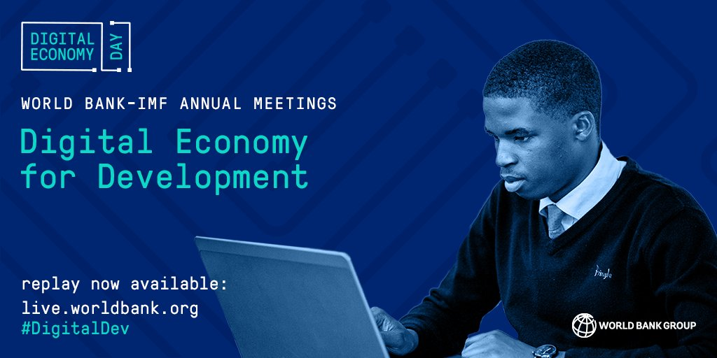Many reasons to feel optimistic about technology &amp;global dev—provided we close digital gap. Watch #DigitalDev event:  http:// wrld.bg/4yup30fUILh  &nbsp;  <br>http://pic.twitter.com/QXWibI0ard