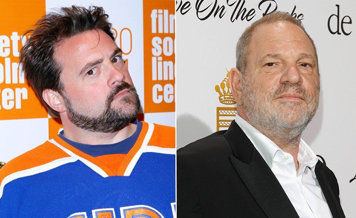 Kevin Smith will donate future Harvey Weinstein residuals to Women in Film https://t.co/sJShkewjoF