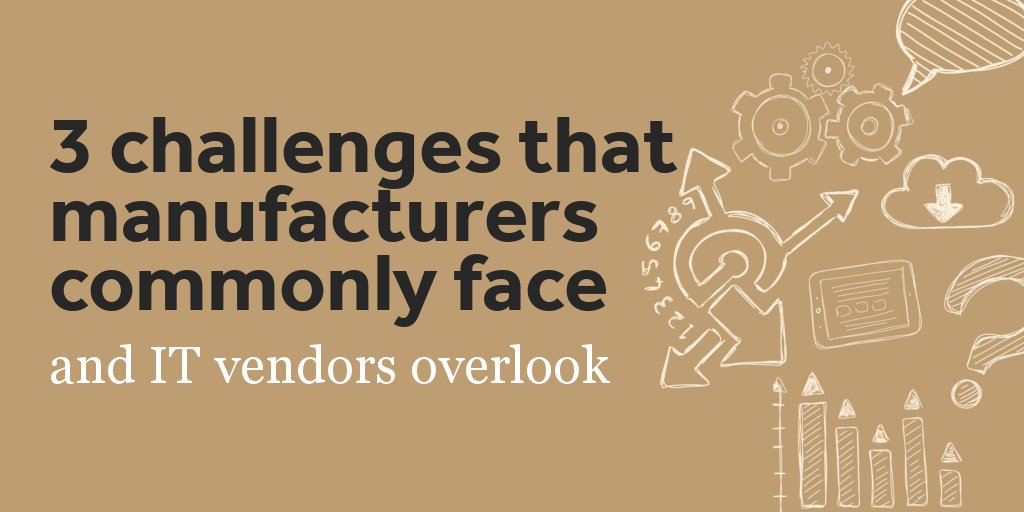 Thought-leadership: 3 common challenges global #manufacturers face that #IT vendors often overlook.  http:// ow.ly/BfOx30fXOBm  &nbsp;   #b2btechnology<br>http://pic.twitter.com/4NGOLiOf5U