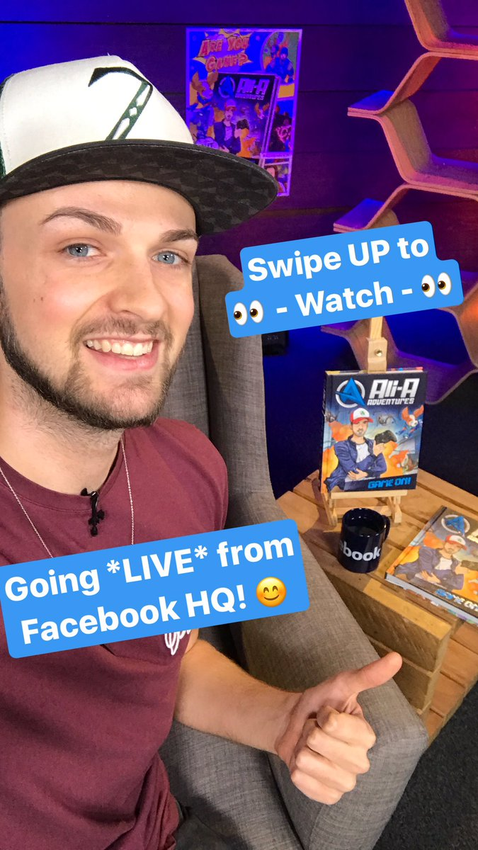 About to go *LIVE* - Come ask me questions for the next 30 minutes: https://t.co/YfrauvLv3e See you there! 😄✌🏻
