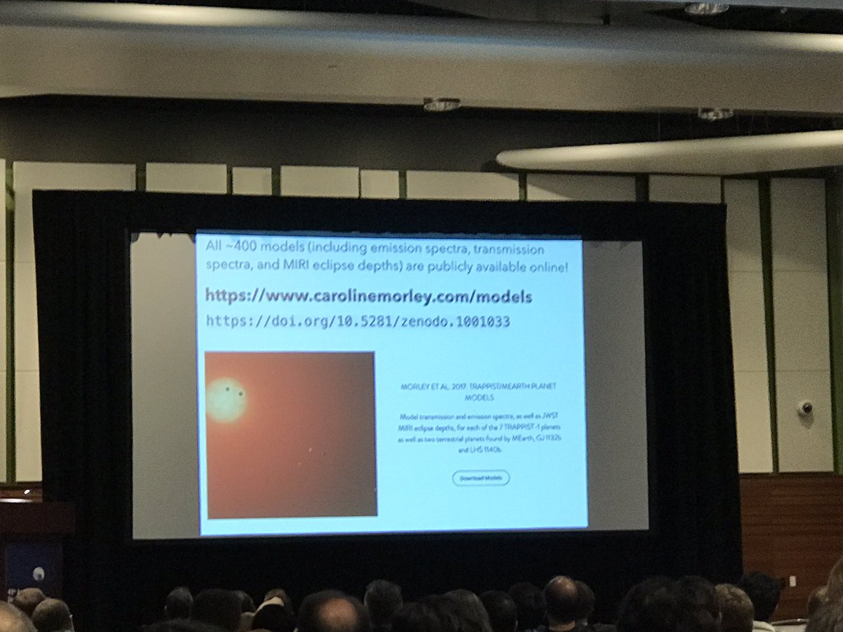 A nice example of @ZENODO_ORG use in planetary sciences for citing data @adsabs #DPS17 #softwarecitation <br>http://pic.twitter.com/J4eaUHkaWx