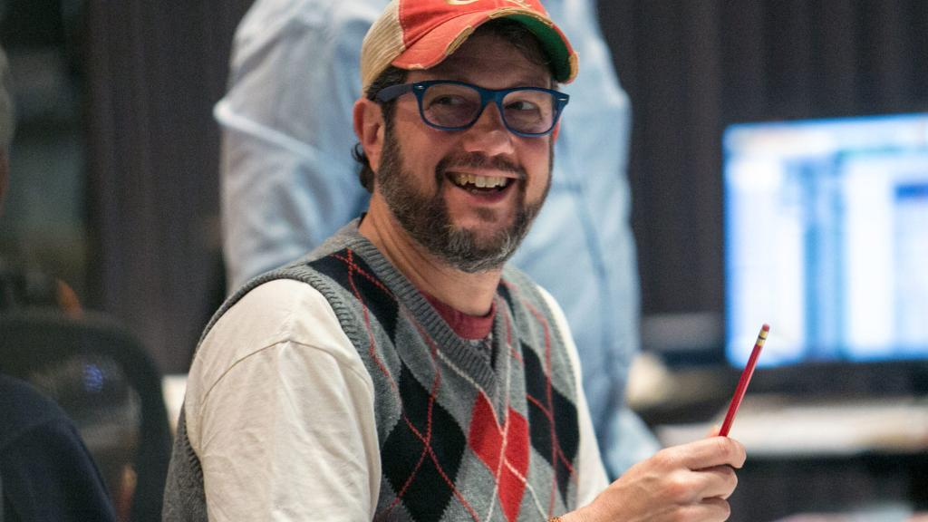 #RogueOne's Oscar-winning composer, @m_giacchino, looks back on his incredible career. https://t.co/Ykt2ZCTCFO https://t.co/D4PaCBSns6