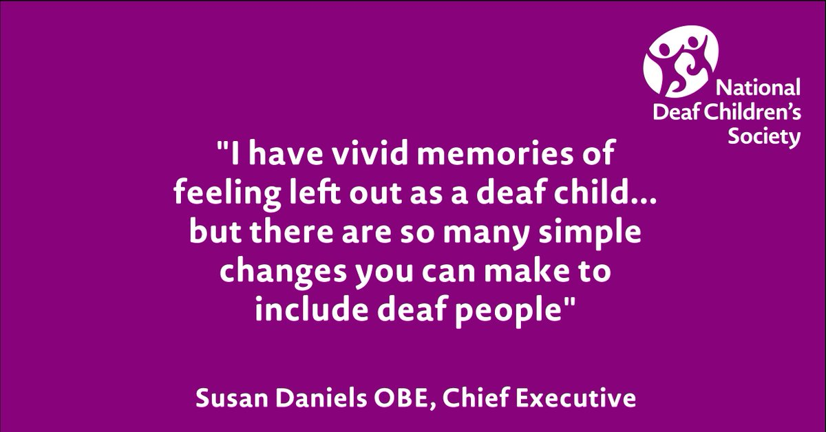 Our CEO Susan Daniels is in the @guardian discussing #loneliness, #disability, #deafness and @JoCoxLoneliness  https://www. theguardian.com/society/2017/o ct/16/tackling-the-silent-epidemic-of-loneliness &nbsp; … <br>http://pic.twitter.com/4YUMZTrqqv